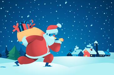 Babbo Natale in arrivo