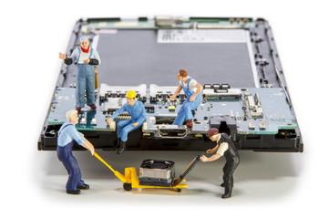 Smartphone camera repair