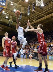 NCAA Basketball: South Dakota at Duke