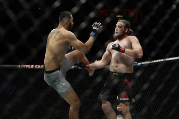 MMA: UFC 218 Kimball vs Reyes