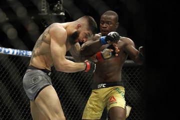 MMA: UFC 218 Homasi vs Razak Alhassan