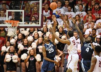 NCAA Basketball: Villanova at St. Joseph