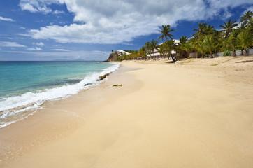 Curtain Bluff Beach, Antigua