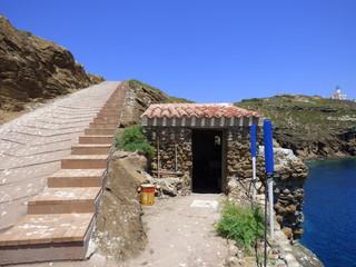 Islas Columbretes, reserva marina perteneciente a Castellon (Comunidad Valenciana, España)