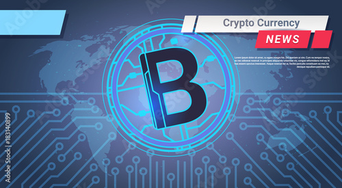 News report of crypto currency bitcoin over world map on circuit news report of crypto currency bitcoin over world map on circuit background digital web money concept gumiabroncs Choice Image