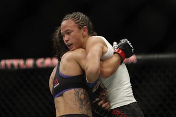 MMA: UFC 218 Torres vs Waterson