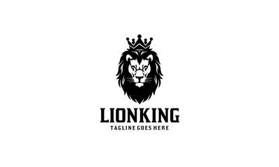 Lion King Logo - Lion Head Vector