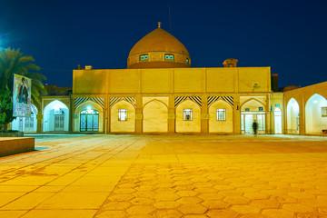The mosque of Masalla and Mirka Bik