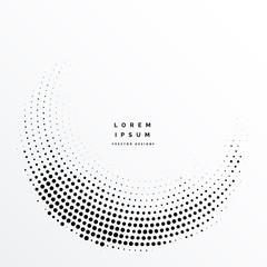 Obraz abstract halftone dots background design - fototapety do salonu