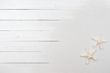 白い砂のビーチ 南国イメージ 背景素材