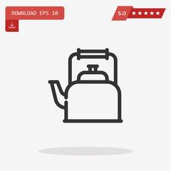 hot drink vector icon