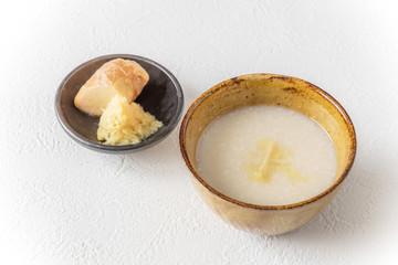 甘酒いろいろ delicious sweet alcoholic drink japan