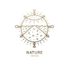 Logo sacred landscape