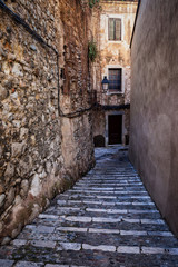 Old Jewish Quarter in Girona City