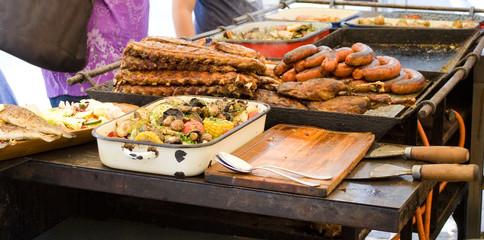 Hungarian BBQ