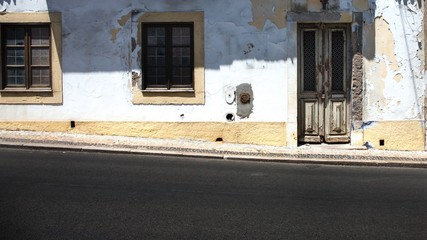 Old house in Tavira, Portugal