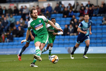 FA Cup Second Round - Wycombe Wanderers vs Leatherhead