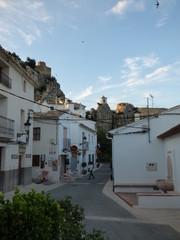 Castell de Guadalest. Pueblo bonito de Alicante ( Comunidad Valenciana, España)