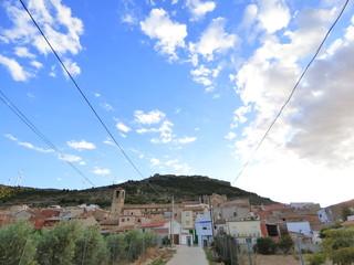 Carcelén. Pueblo en la provincia de Albacete, dentro de la comunidad autónoma de Castilla La Mancha (España)
