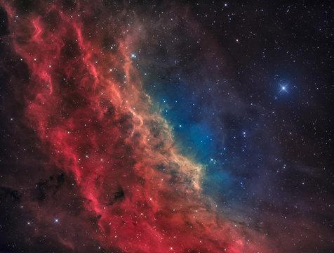 NGC 1499 - The California Nebula