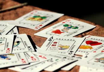 chiński poker