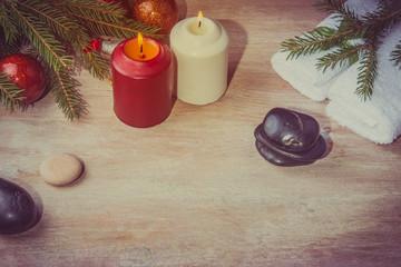 , spa holidays at christmas