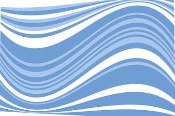 Wavy pattern. Geometric background. Vector illustration