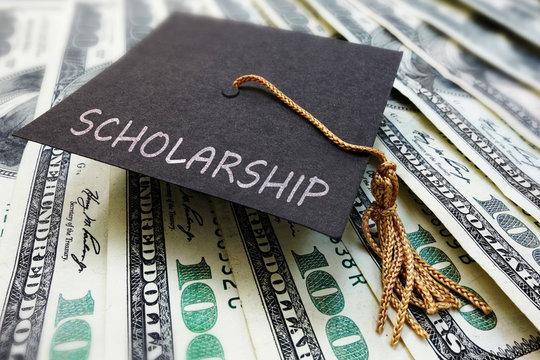 Scholarship cap on money