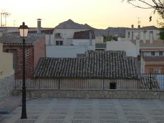 Monforte del Cid, pueblo de la Comunidad Valenciana, España. Situado en el interior de la provincia de Alicante, en la comarca del Medio Vinalopó