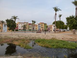 Villajoyosa,municipio de la Comunidad Valenciana, España. Perteneciente a la provincia de Alicante y situado en la Costa Blanca