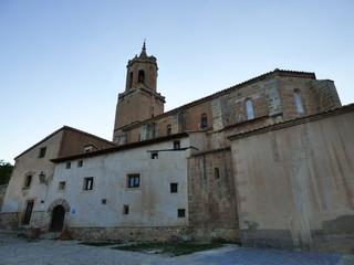 Miravete de la Sierra. Pueblo con encanto de la provincia de Teruel (España) comunidad autónoma de Aragón, de la comarca del Maestrazgo