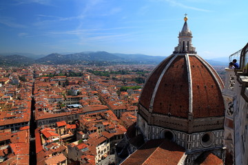 May in Firenze, Italy