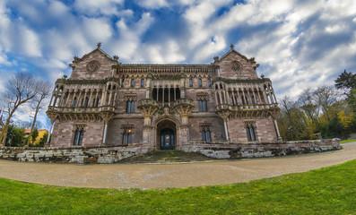 Palacio de Sobrellano,Cantabria