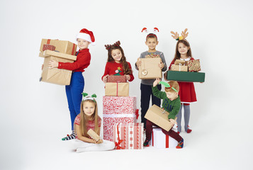 We have got a lot of gifts
