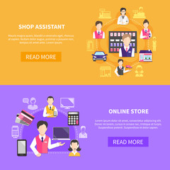 Online Shop Banners Collection
