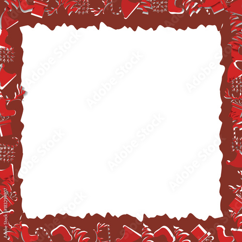 Christmas Toys Border Stock Image And Royalty Free Vector Files On