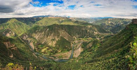 Metztitlan Canyon Biosphere Reserve, Mexico.