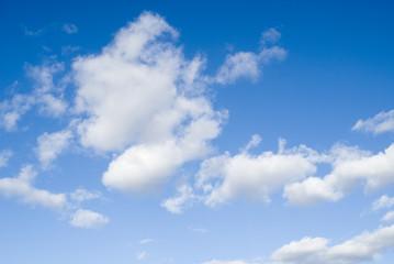 空 雲 素材