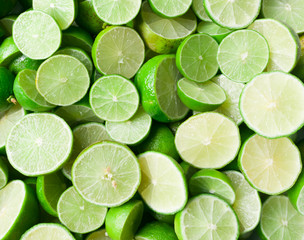 background slices lime
