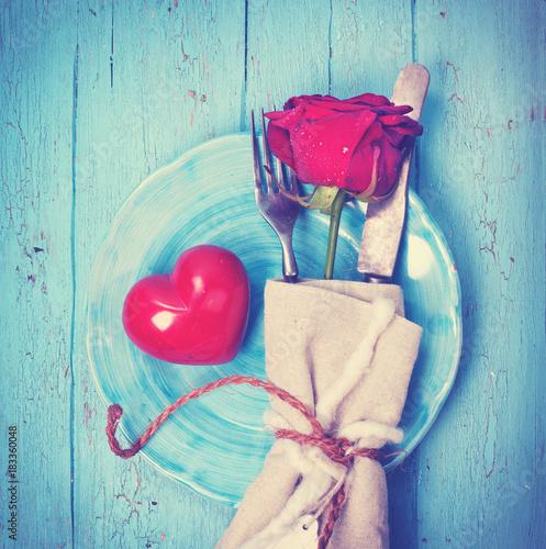 Überraschung Zum Valentinstag, Essen Gehen