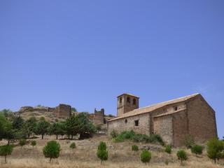 Riopar Viejo es una pequeña localidad  y mirador en Riopar, sierra de Alcaraz, en Albacete, dentro de la comunidad autónoma de Castilla La Mancha (España)