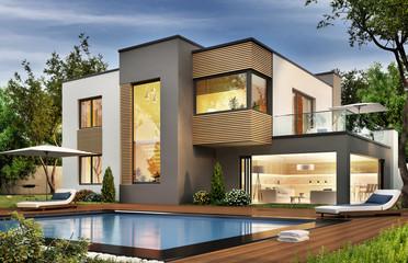 The dream house 81