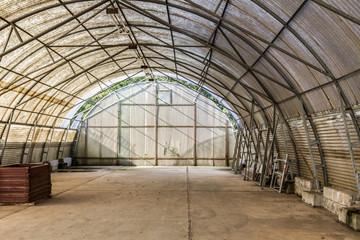 Alter Lager-Hangar