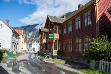 Laerdal, Sogn og Fjordane, Norwegen