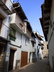 Zorita del Maestrazgo. Pueblo de la Comunidad Valenciana, España. Perteneciente a la provincia de Castellón, en la comarca de Los Puertos de Morella