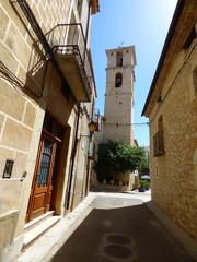 Tirig. Pueblo de la Comunidad Valenciana, España. Perteneciente a la provincia de Castellón, en la comarca del Alto Maestrazgo