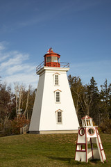 Historic Cape Bear Lighthouse, PEI