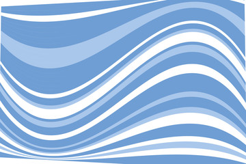Wavy pattern. Geometric background. Vector illustration