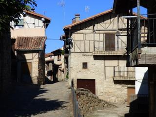 Miranda del Castañar (Salamanca)  Turismo Castilla y Leon, España