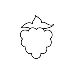mulberry icon illustration